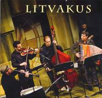 Litvakus EP cover